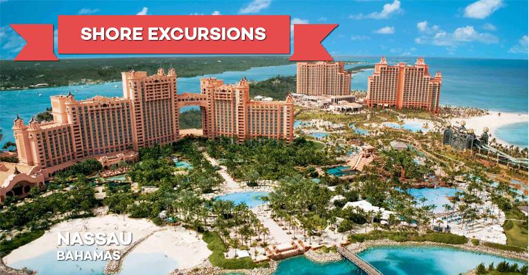 Sales Cruise Shore Excursions Nassau Bahamas
